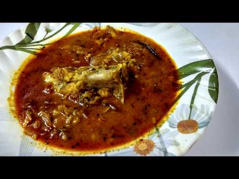 Bengali Macher matha diye dal - Fish Head Curry by Soni's recipes
