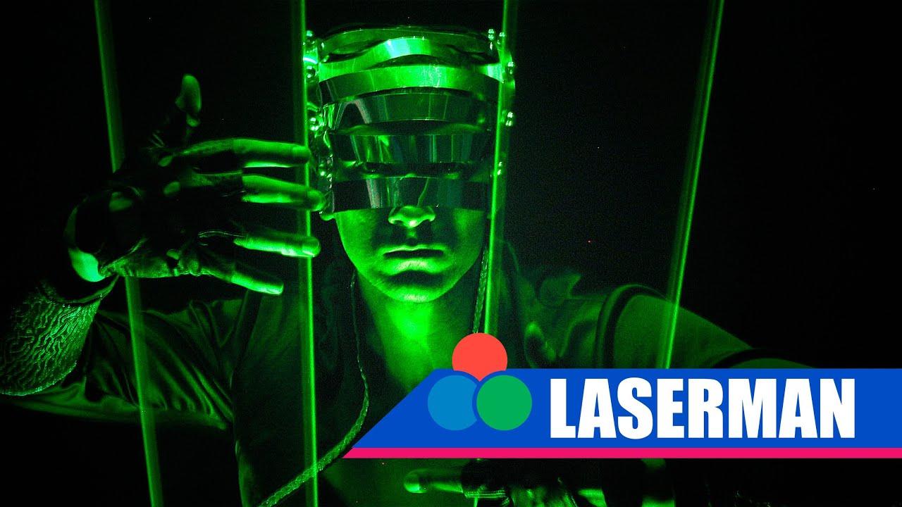Лазерное шоу пройдет в рамках Robotics Expo 2015