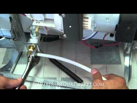 Countertop Dishwasher Hose Extension : Dishwasher How To Install A Dishwasher In Less Than 1 Hour! How To ...