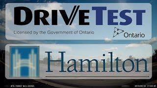 G2 Road Test: Hamilton Ontario