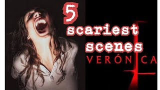 Top 5 scariest scenes of movie Veronica 2018⚠️[Watch it if you are brave!!]