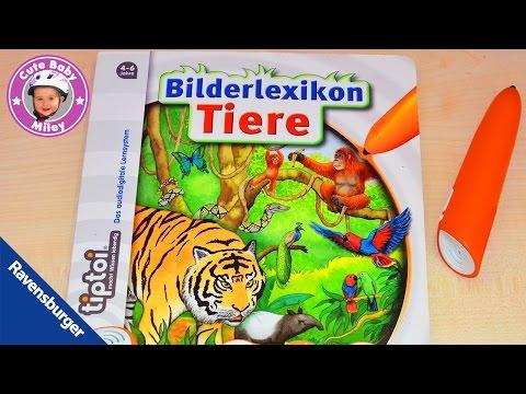 TipToi Buch Bilderlexikon Tiere Ravensburger - Entdecke Die Welt Der Tiere