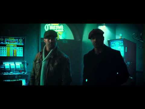 The Expendables 2 (the Bar Scene) video