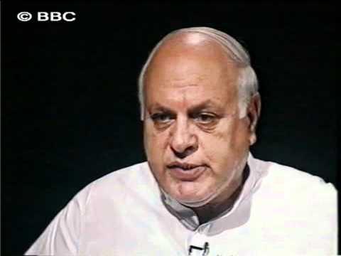 Hardtalk India Farooq Abdullah 7 7 2000