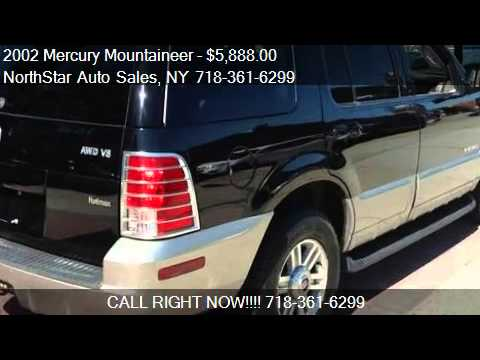 2002 Mercury Mountaineer AWD V8 - for sale in Long Island Ci