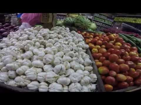 PHILIPPINE FARMERS MARKET Fresh Fruit Fish and Vegetables in the Philippines RABBI JEW BARKER