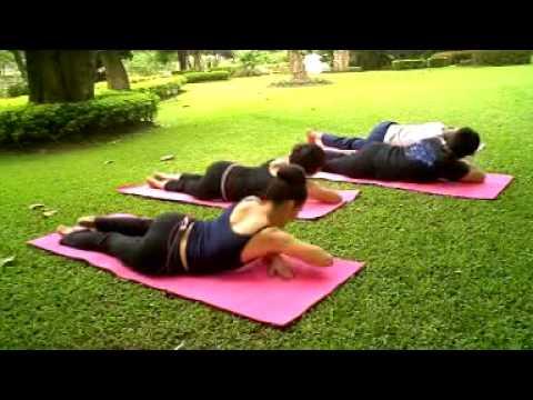 โยคะสำหรับผู้สูงวัย (yoga for oldage )avi
