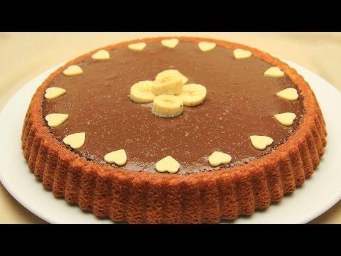 Tart Kek Tarifi - Muzlu Çikolatalı Pudingli Islak Yaş Pasta