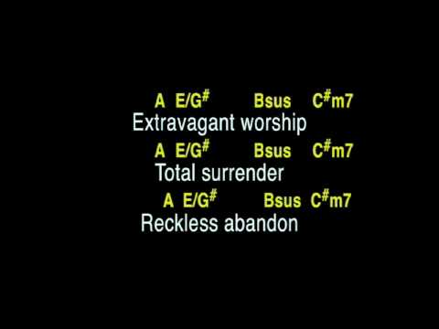 Vicky Beeching - Extravagant Worship