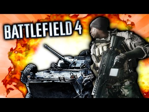 Battlefield 4: Dragon's Teeth DLC - NEW Maps Gameplay & Review (BF4 Dragon's Teeth Gameplay)