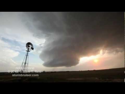 Lodgepole, NE Supercell, June 22, 2012