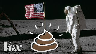 Astronauts left poop on the moon. We should go get it.