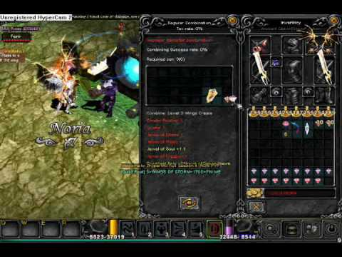 ZhyperMU Season 4 How To Make 3RD Wing CLass OF Grand master