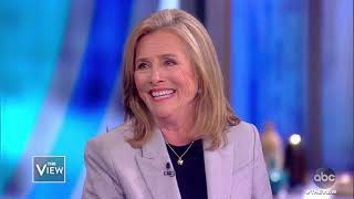 Meredith Vieira Talks Motherhood and Husband Living With MS | The View