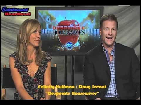 Felicity Huffman and Doug Savant Hope