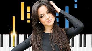 Download Lagu Camila Cabello - Never Be the Same - Piano Tutorial / Piano Cover Gratis STAFABAND