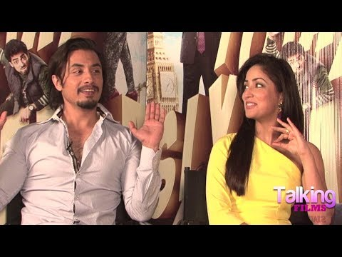 Fun Interview On Total Siyapaa | Girlfriends Of Ali Zafar | Relationship Status Of Yaami Gautam video