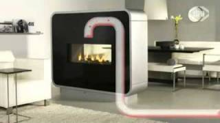 Dru Install your  gas fire or stove wherever you like!