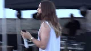 30 Seconds to Mars Video - Stay - Church Of Mars - 30 Seconds To Mars - Saint-Tropez - La Citadelle