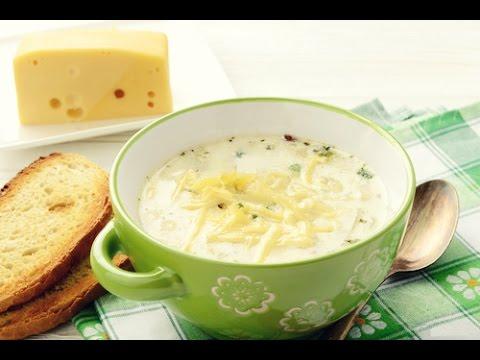 Сырный крем-суп рецепт / Cheese Soup Recipe