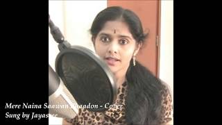 Mere Naina Sawan Bhadon(Lata Mangeshkar) from Hindi movie Mehbooba sung by Jayasree