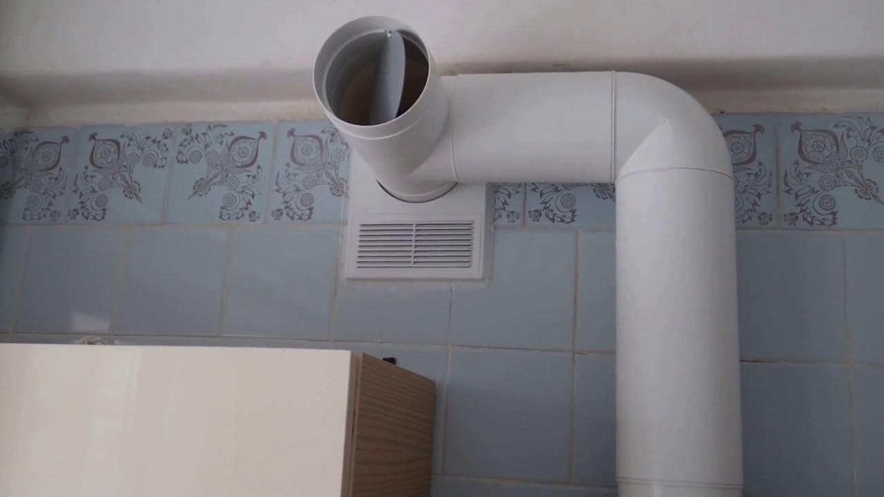 Вентиляция для вытяжки на кухне своими руками 684