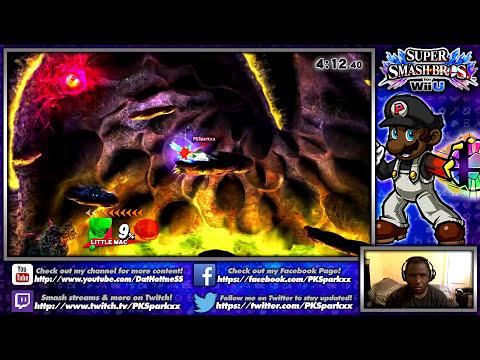 Super Smash Bros. Wii U (1080p60): Classic Mode w/ Little Mac (9.0 Difficulty)