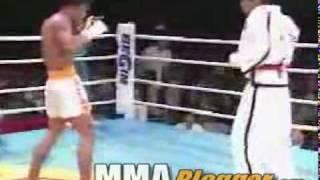 Muay Thai vs TKD
