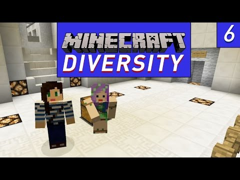 Solving The Code - Minecraft Diversity W  Stacy Ep6 video