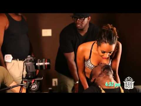 "Behind the Scenes Big Boi ft- Theophilus London - ""She Said OK"" (Dungeon Family 2012)"