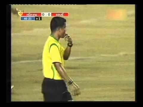 11/12/21 TPL Sisaket 1-1 Chonburi