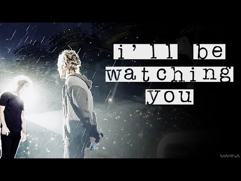 Harry & Louis || I'll be watching you