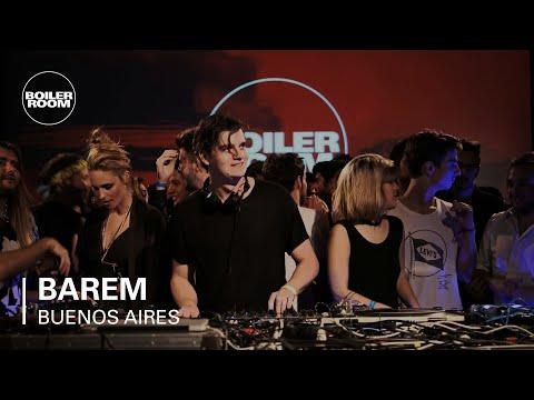 Barem Boiler Room Buenos Aires DJ Set