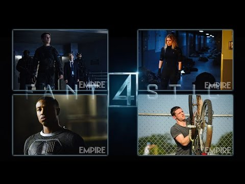 New FANTASTIC FOUR Images And Film Description Revealed - AMC Movie News