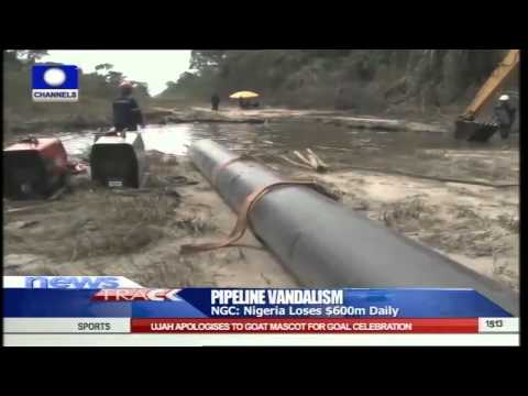 NGC Inspects Pipelines As Nigeria Loses $600m Daily