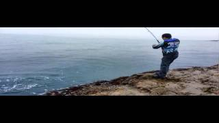 SHORE JIGGING TAIWAN  極限柳葉