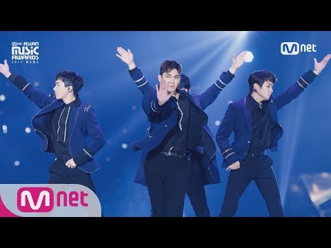 [2017 MAMA in Japan] NU'EST W_OVERCOME INTRO Perf. + WHERE YOU AT
