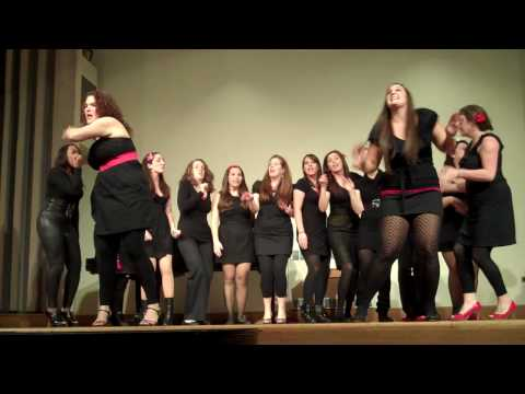 Manhattanville Sound - Don't Stop Believin' (Glee Version)