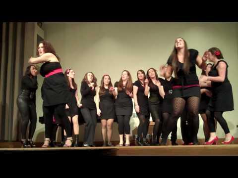 Manhattanville Sound - Don't Stop Believin' (Glee Version)
