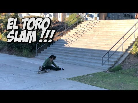CRAZY SLAM OFF OF EL TORO 20 STAIR & MUCH MORE !!! - NKA VIDS -