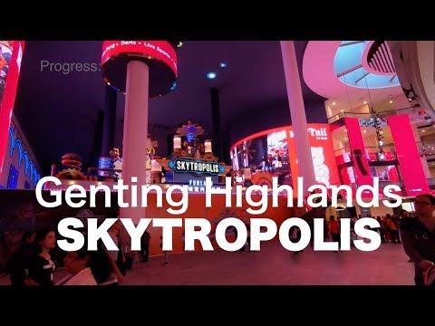 SKYTROPOLIS Genting Highlands Indoor Theme Park - Opening Soon!