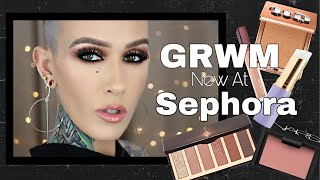 GRWM: Full Face of New Makeup at Sephora