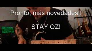 Carlitos En Estudio. Grabación Nuevo Disco Mago De Oz.