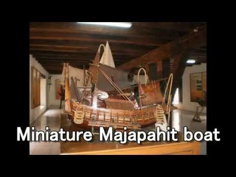 Indonesia  travel : Maritime Museum. Many collections of Indonesia maritime and fisherman. Jakarta12