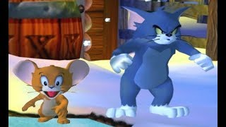 Tom and Jerry Movie Game for Kids - Snow Day - Tom and Jerry vs Monster Jerry Funny Cartoon Games HD