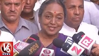 Meira Kumar Congratulates President Ram Nath Kovind, Says Her battle Will Continue