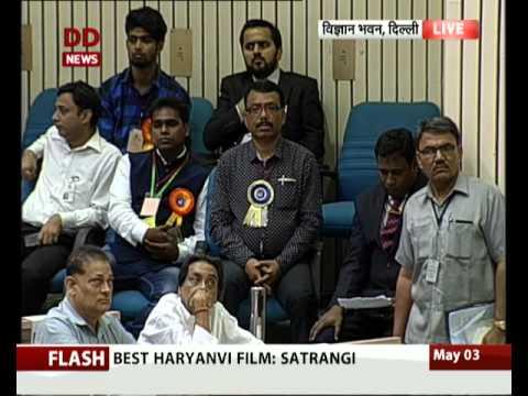 President Pranab Mukherjee's speech at 63rd National Film Awards