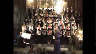 The Church Choirs Of Båstad And Eslöv Sing The Anvil Chorus From Verdi 39 S Trovatore In Eslöv 2010