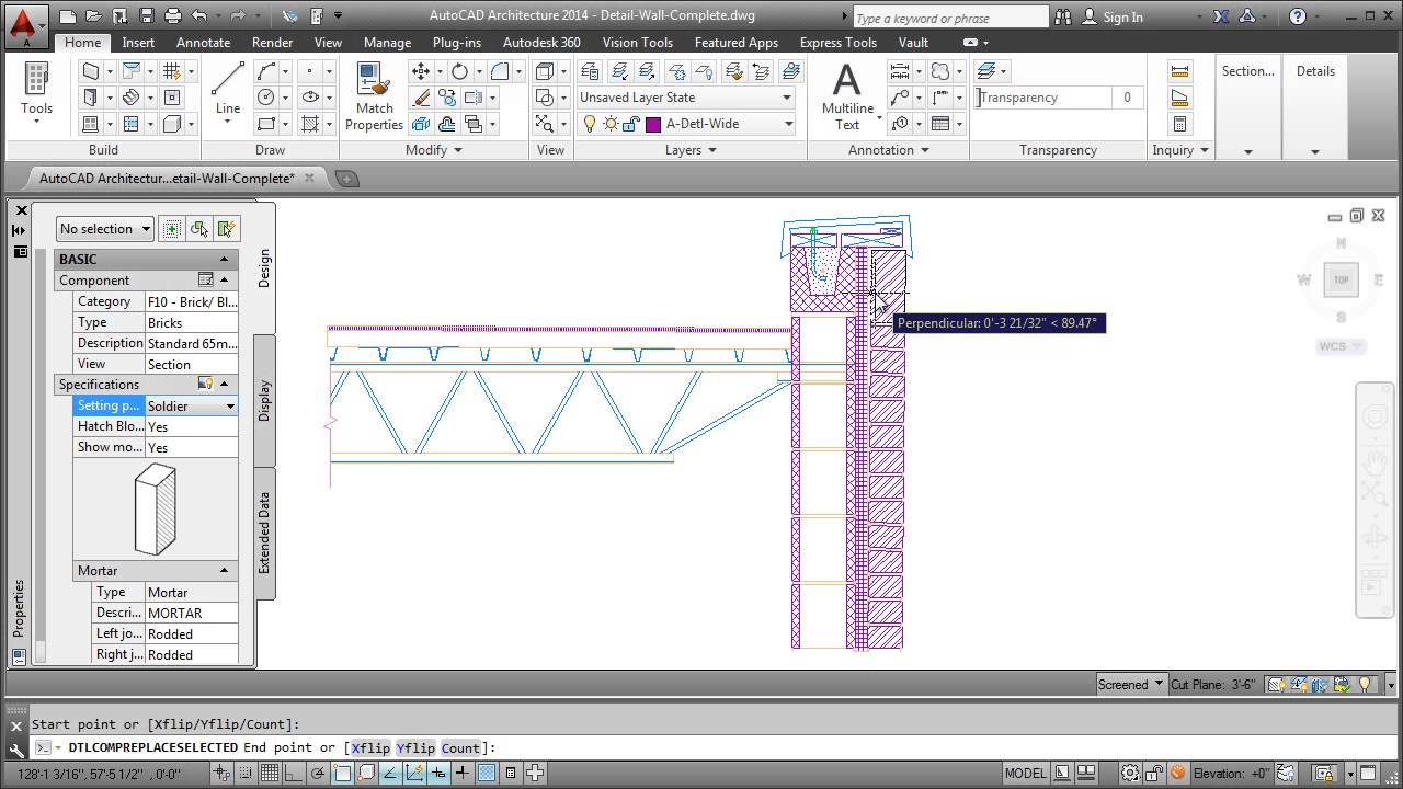 how to use construction lines on autocad