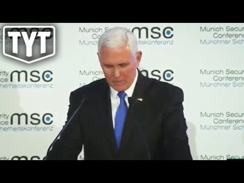Mike Pence Gets Owned By Crowd